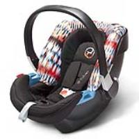 Cybex Aton 2 Fashion  City Light-multicolour