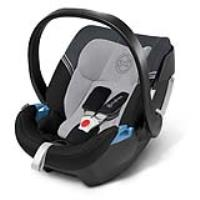 Cybex Aton 3  Storm Cloud-dark grey